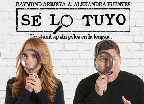 More Info for SÉ LO TUYO