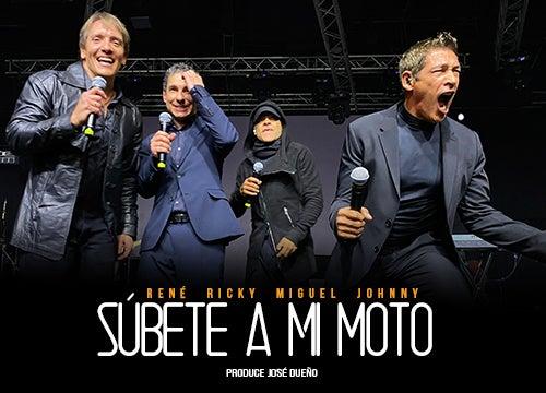 More Info for Súbete a Mi Moto