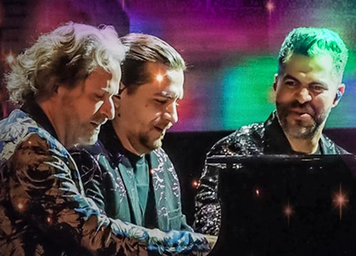More Info for Los Tres Pianistas