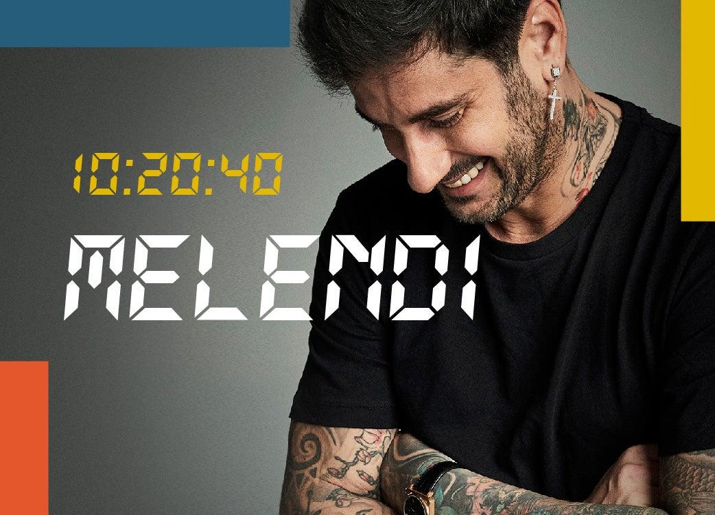 More Info for Melendi