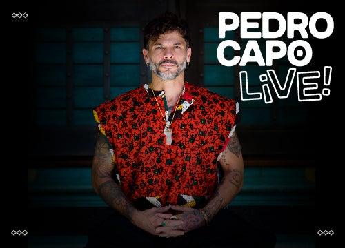 More Info for Pedro Capó