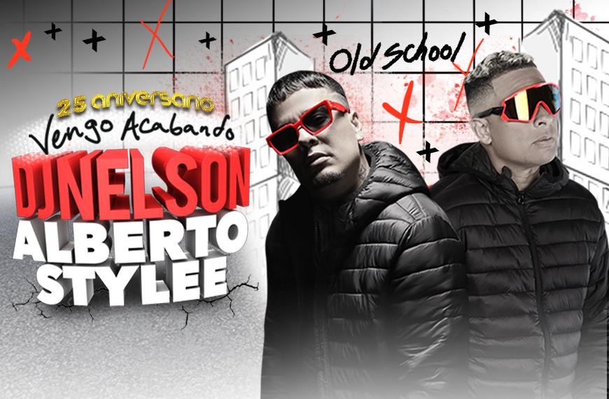 DJ Nelson & Alberto Stylee