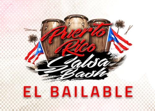 More Info for PUERTO RICO SALSA BASH