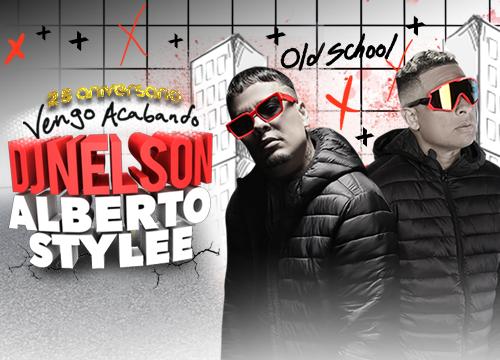 More Info for DJ Nelson & Alberto Stylee